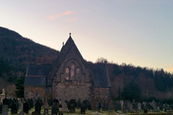 Old Church near Glencoe Village